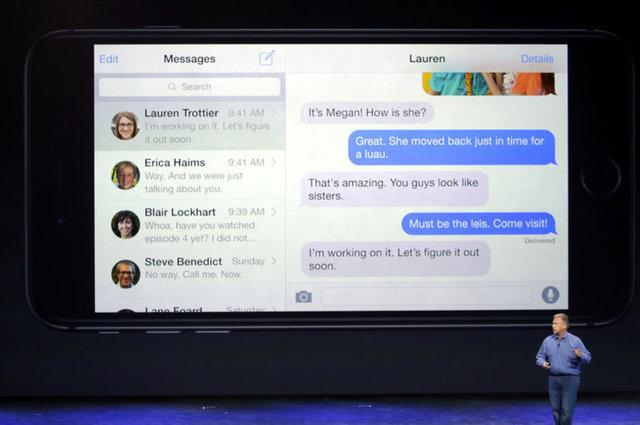 İşte iPhone 6!