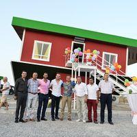 İşte dünyanın en küçük evleri!