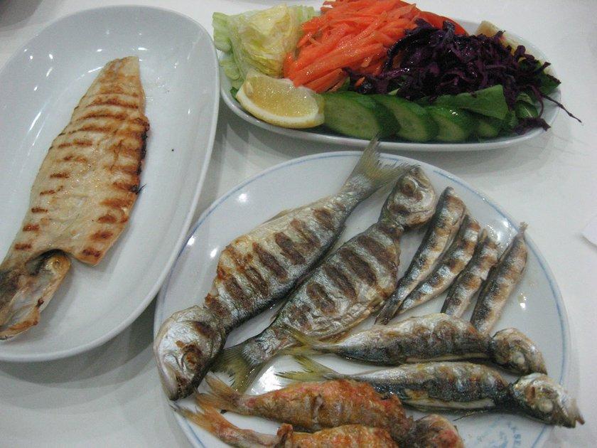BALIKLAR:\n\nSomon, sardalye gibi yağlı balıklar vücutta iltihapları önler. Mikroplarla savaşarak bağışıklığı yükseltir.