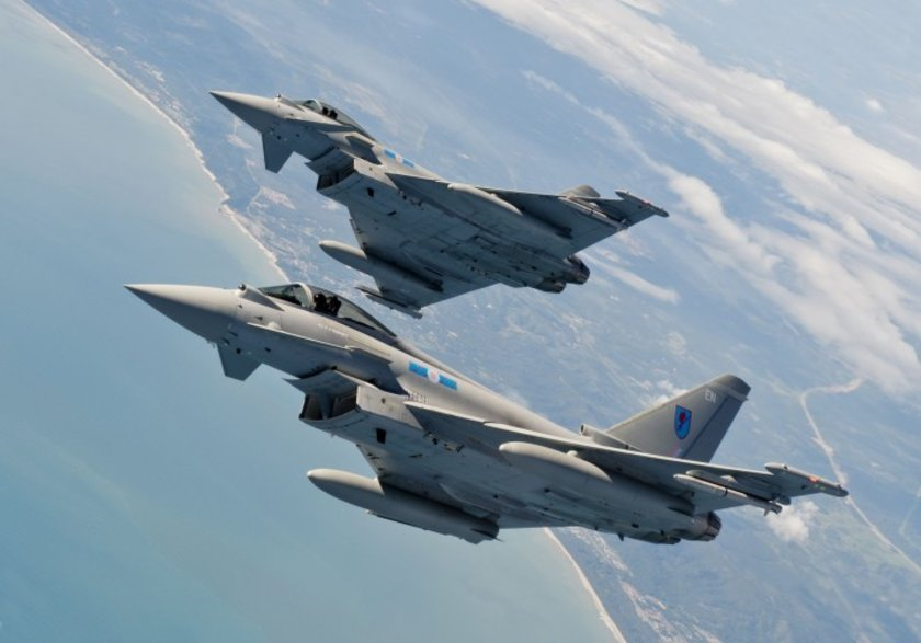 <p>Eurofighter Typhoon <br /> 98 Milyon Dolar</p>