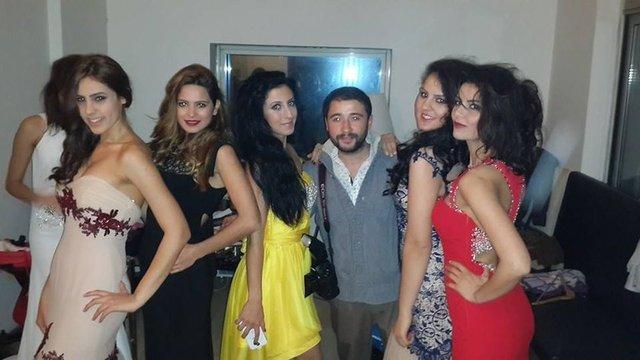 Gizem Güler'in sosyal medya pozları