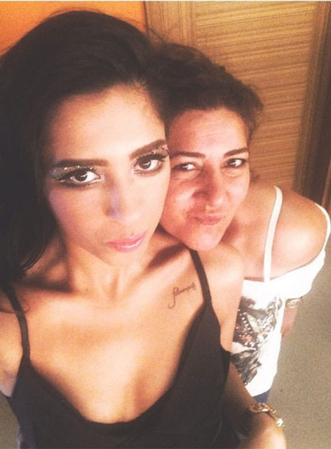 Ayşegül Melisa Doğan'ın Instagram pozları