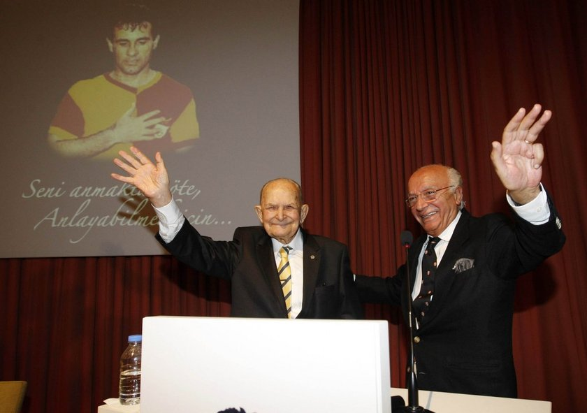 5. sırayı Ilgaz ile paylaşan Galatasaray Başkanı, hala camianın en etkili isimlerinden de olan Selahattin Bayezıt