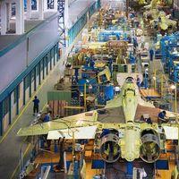 Dünyayı titreten savaş uçaklarının üretim aşaması