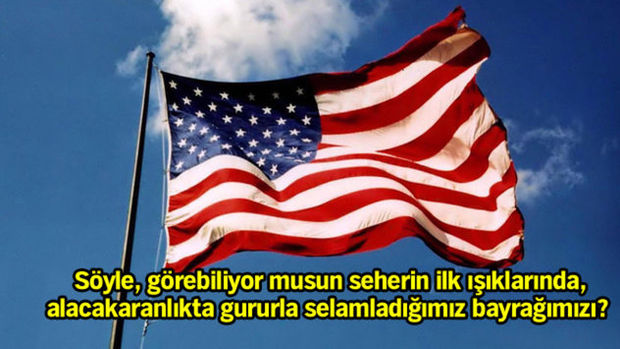 Ülke marşlarının Türkçe anlamları