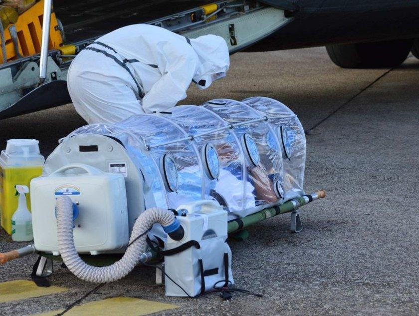 Birçok hastalıkta olduğu gibi Ebola'da da erken teşhis, hastalıktan kurtulma şansını çok yükseltiyor.