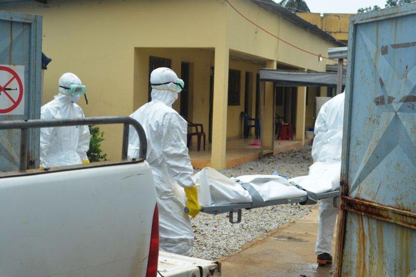 6-Çok yüksek ölüm oranı: Ebola hakkında bilmeniz gereken en önemli şeylerden biri, ölüm riskinin çok yüksek olması.
