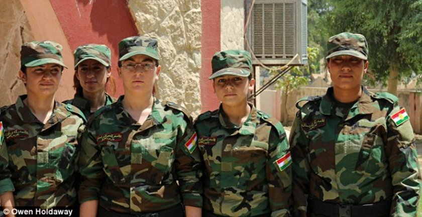 Birliğin kurulması için Irak Kürt Bölgesi Başkanı Mesud Barzani'den özel onay alındı.