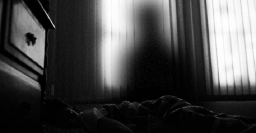 Karanlığın içinde korkunç bir figür görüyorsunuz ve ürpertici sesler duyuyorsunuz. Uyku sırasında vücudunuz genelde felç durumundadır fakat uyku felcinde bu felç durumuna sebep olab mekanizmalar hata yapar ve uyanmanızı sağlar.