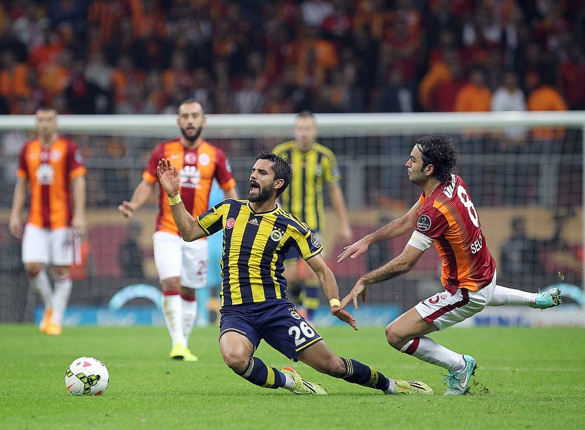 Galatasaray 2 - Fenerbahçe 1, Galatasaray Fenerbahçe'yi Wesley