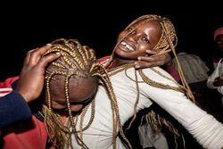 Afrika'da gece hayatı