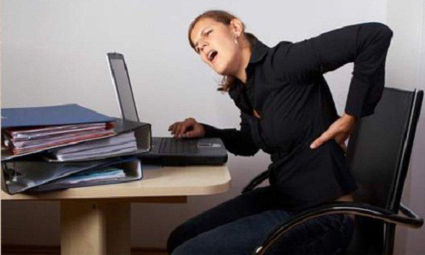Günde 6 saatten fazla sandalyede oturuyorsanız kalp hastalığı riskiniz yüzde 64'e çıkıyor.