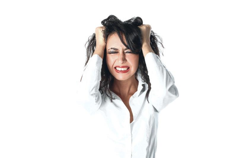 Hayatınızdan stresi tamamen çıkartmanız mümkün değil ama güzel yüzünüzü korumak için daha sakin ve soğukkanlı olmayı denemelisiniz.