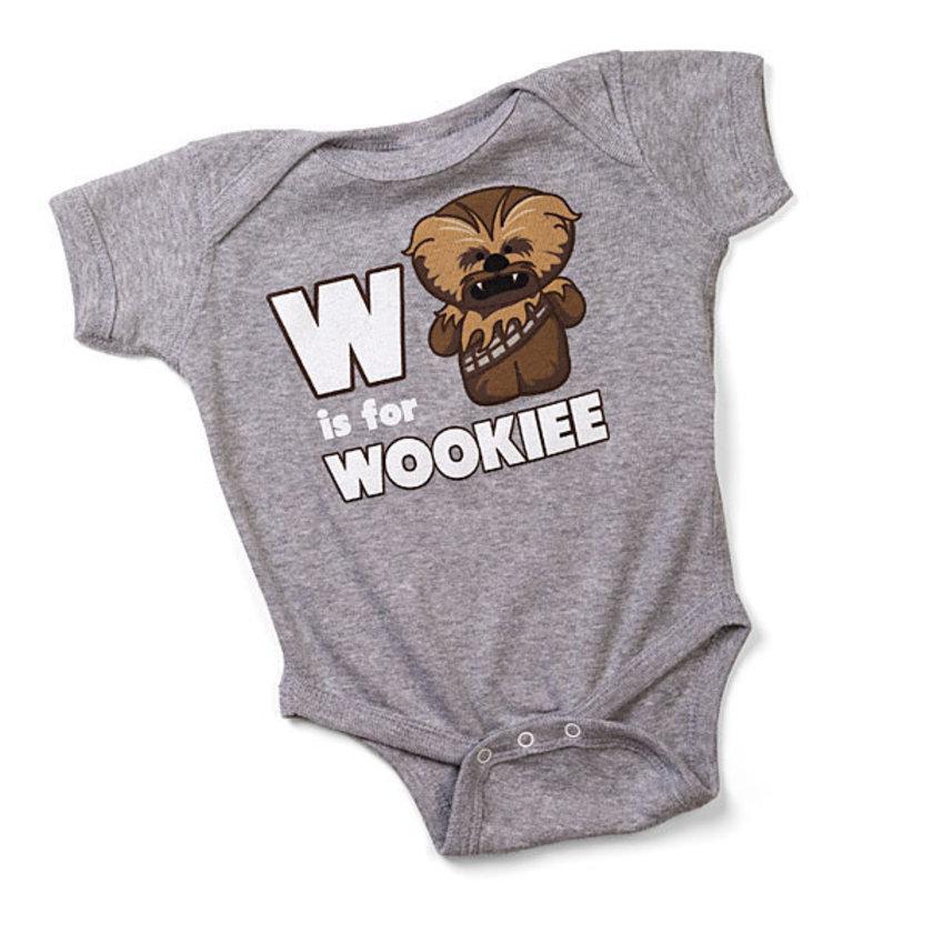 Star Wars hayranı ebeveynlerin bebeklerine özel \