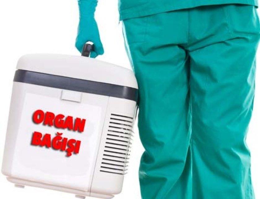Kişinin bağışta bulunma kararı olmasına rağmen ailenin rıza göstermemesi durumunda organlardan vazgeçiliyor.