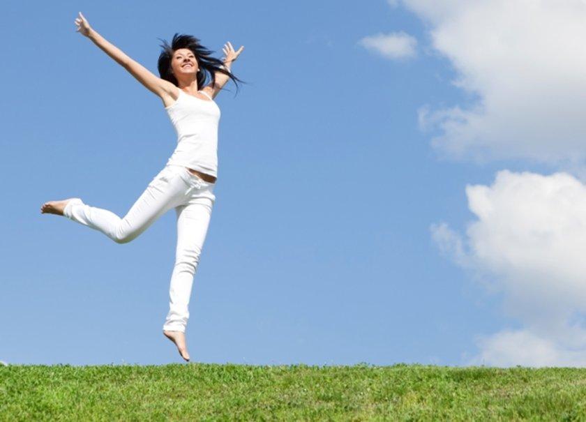 Bu noktada farklı görmeye ve hissetmeye başlamalısınız: Daha az geri çekilme semptomlarınız ve daha fazla enerjiniz olacaktır.
