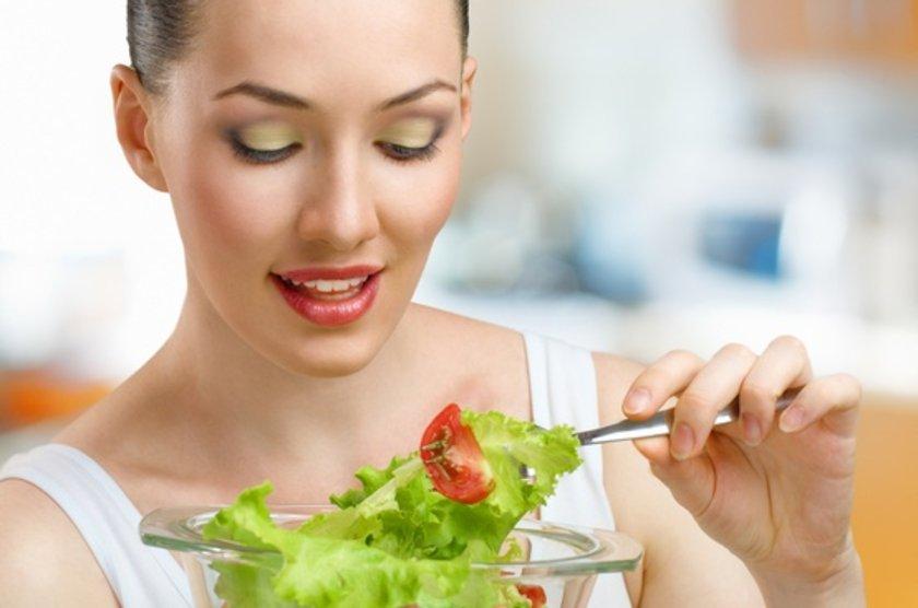 5. Kademe: Yeni Yeme Alışkanlığınızı Sürdürün
