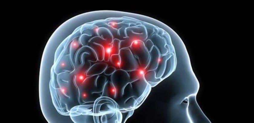 Beyin hücrelerindeki yağ\nasitlerinin yaklaşık %40'ı DHA'dan oluşur.