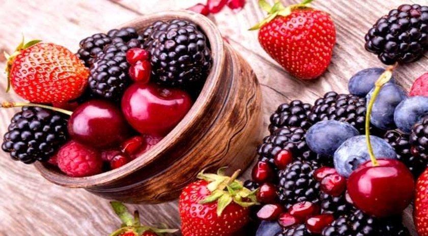 Günde yarın su bardağı bu meyvelerden bulundurmaya çalışın.