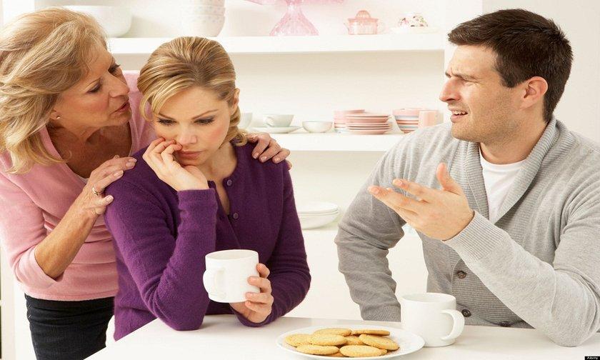 Siz ne kadar evinizin masraflarını karşılıyor, olsanızda eşinizin yemek tekliflerini süreli redeetmek\ngüzel bir durum değil.