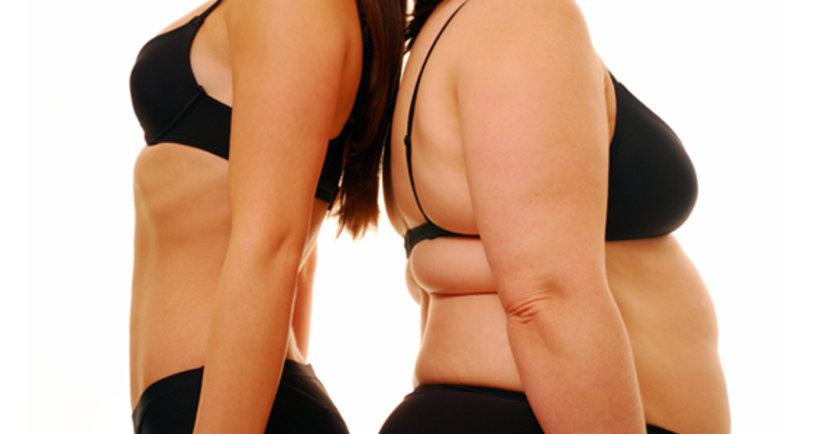Vücut kitle indeksinizi hesaplayın. Ne çok zayıf, ne de kilolu olun.
