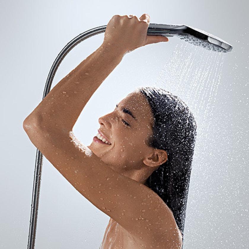 <b> En sevdiğim duş rutini </b>