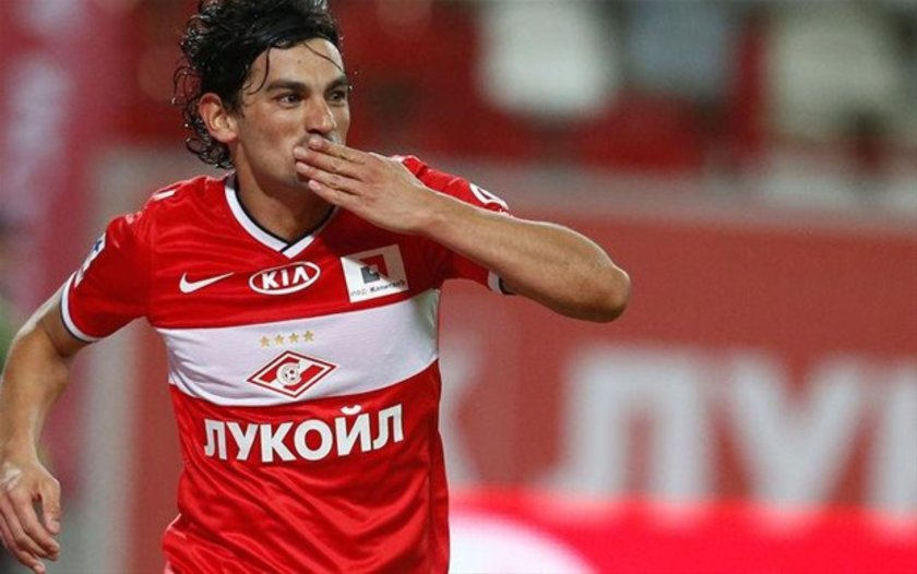 Tino Costa <br> \nSpartak Moskova'dan Genoa'ya *Kiralık*