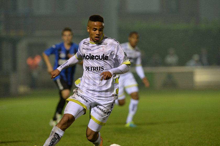 Theo Bongonda <br> \nZulte Waregem'den Celta Vigo'ya