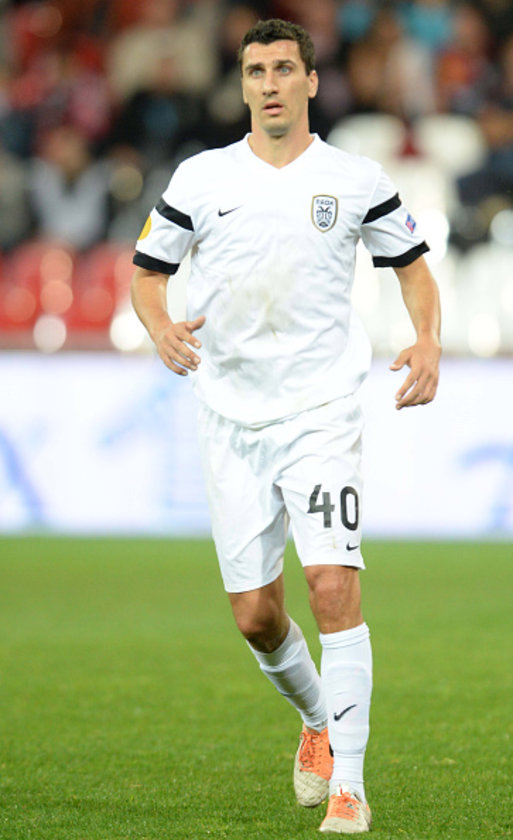 Maarten Martens <br> \nPAOK'dan Cercle Brugge'a *Kiralık*