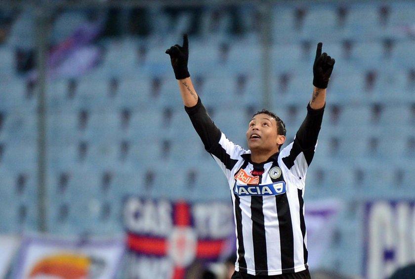 Luis Muriel <br> \nUdinese'den Sampdoria'ya (10,5 milyon Euro)