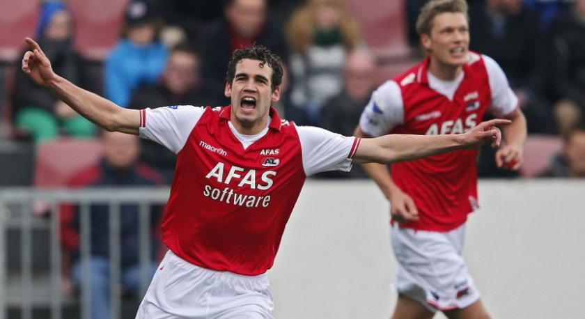 Dirk Marcellis <br> \nAZ Alkmaar'dan NAC Breda'ya