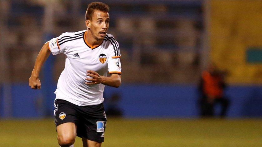 Joao Pereira <br> \nValencia'dan Hannover 96'ya (Bonservissiz)