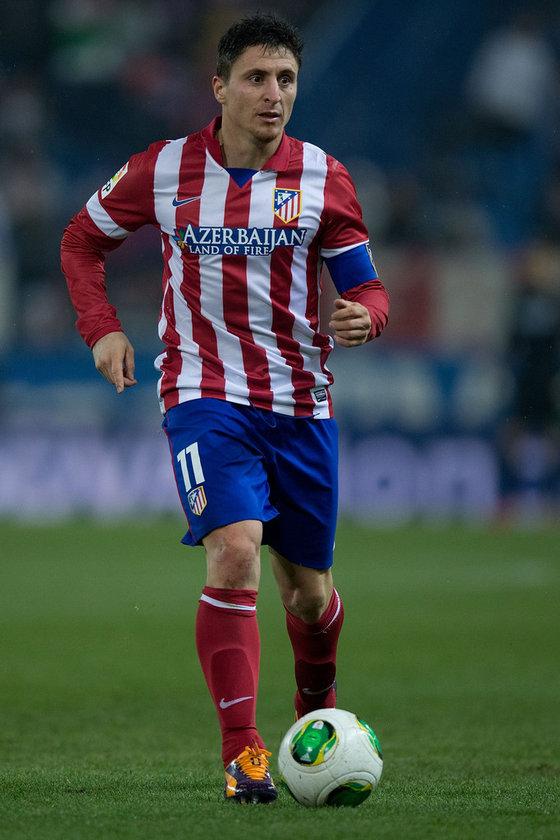 Cristian Rodríguez <br> \nAtlético Madrid'e Parma'ya *Kiralık*