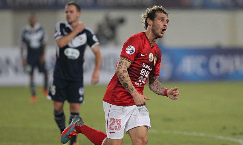 Alessandro Diamanti <br> \nGuangzhou Evergrande'den Fiorentina'ya *Kiralık*