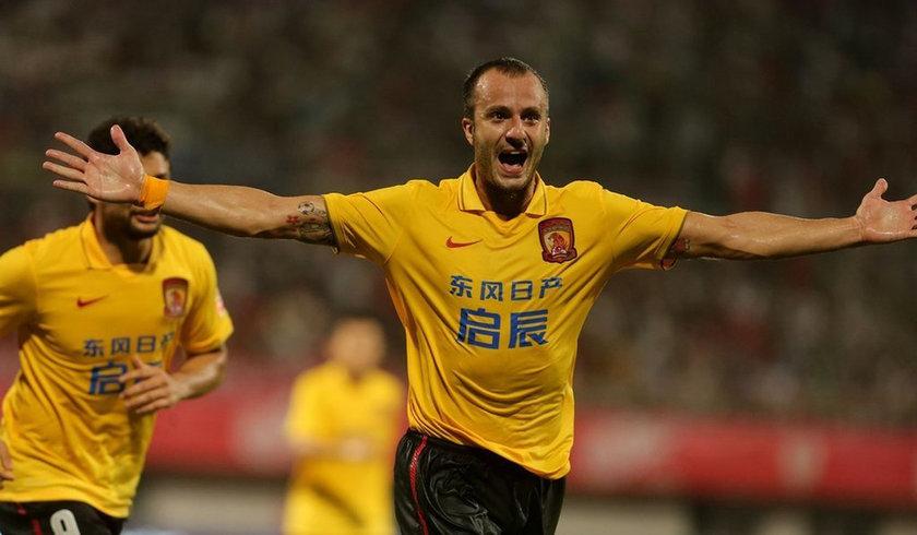 Alberto Gilardino <br> \nGuangzhou Evergrande'den Fiorentina'ya *Kiralık*