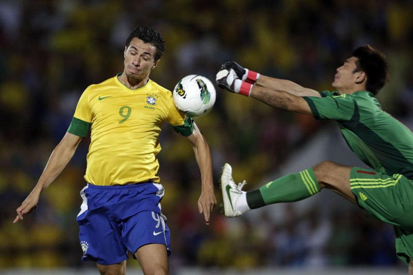 Leandro Damiao <br> \nSantos'tan Cruzeiro'ya *Kiralık*