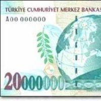 Türk Lirası'nın değişimi