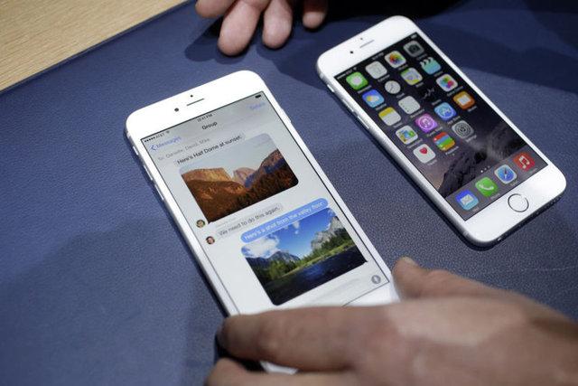 iPhone 6 ve iPhone 6 Plus'un birkaç ay önce piyasaya çıkmasına karşın uzmanlar Apple'ın yeni yılda iPhone 6s'i ve iPhone7'yi satışa sunacağını iddia etti.