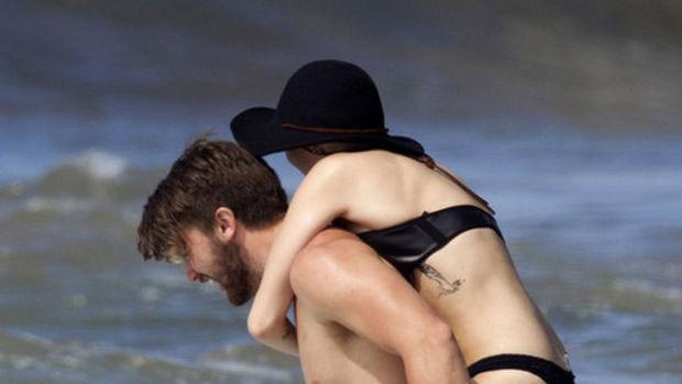 Miley Cyrus aşka geldi