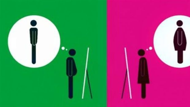Kadın ve erkek arasındaki bakış farkı