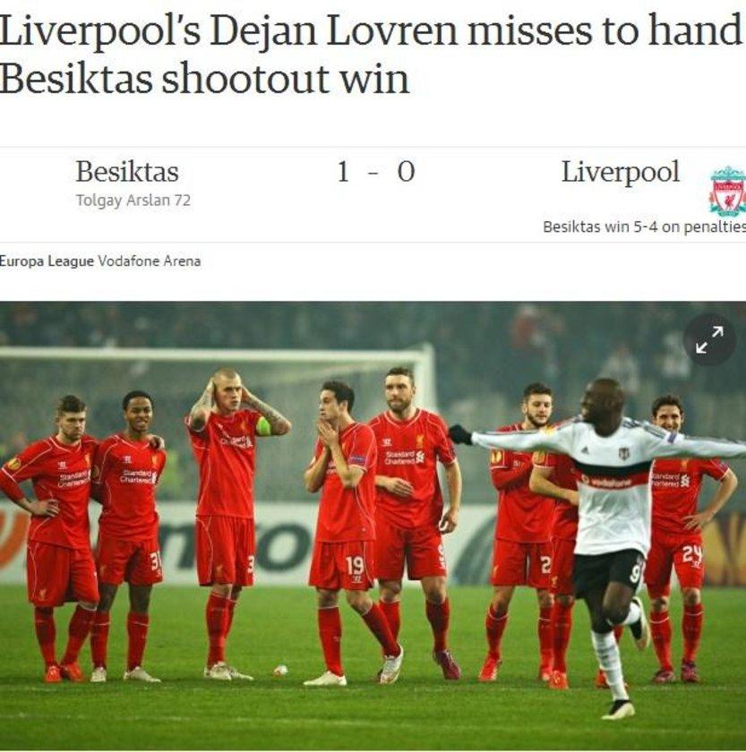 GUARDIAN: Liverpool'un kabusu Ba, direğe takıldı ama infaz sonunda gerçekleşti.