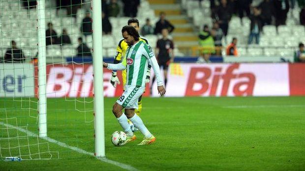 Türk futbol tarihine geçen an!
