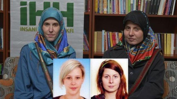 İki yıl önce turistken kaçırılmışlardı