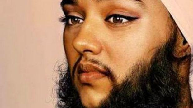 Ya sakallı bir kadın olsaydınız?