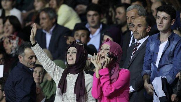 Ankara Arena'dan ilk görüntüler...