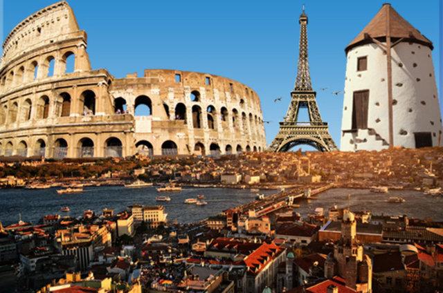 """Almanya'nın popüler seyahat dergisi """"Travelbook"""" tarafından hazırlanan """"2015 yılında gezilecek 25 şehir"""" listesinde Türkiye'den o şehir birinci sırada yer aldı."""