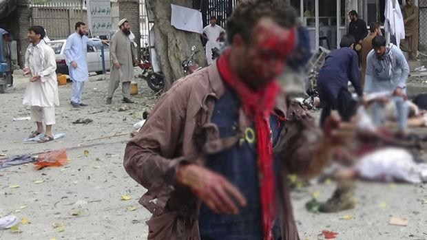 Afganistan'da kanlı saldırı!