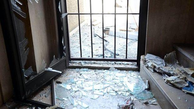 HDP Adana İl Başkanlığı'nda patlama!