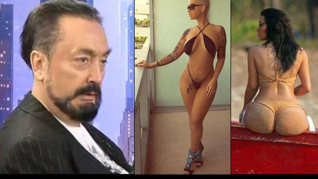 Adnan Oktar'dan Kim Kardashian ve Amber Rose açıklaması