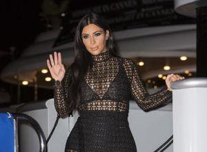 Kim Kardashian'ın hamile modası